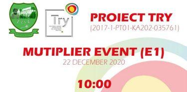 TRY( Erasmus +) projektzáró-összefoglaló bemutatók