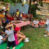 Kis cukrászok tábora